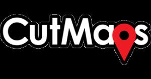 CutMaps Logo